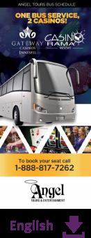 Casino rama buses from yorkdale slot machine rentals san antonio